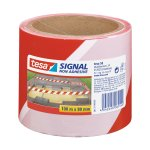 Non Adhesive Barrier Tape Red/White