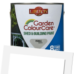Garden Colour Care Shed & Building Paint (Ready Mixed)