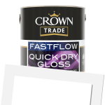 Fastflow Quick Dry Gloss (Tinted)