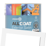 AllCoat Exterior Satin (Tinted)