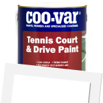 Tennis Court & Drive Paint (Ready Mixed)