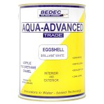 Aqua-Advanced Eggshell Brilliant White