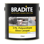 PL78 Polyurethane Lacquer Gloss