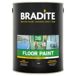 DP5 Floor Paint Black (Ready Mixed)