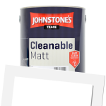 Cleanable Matt Colour (Tinted)