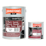 Epoxy Solvent Based Floor Paint Princess Grey (Ready Mixed)