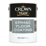 Epimac Floor Coating Mid Grey (Ready Mixed)