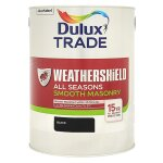 Weathershield All Seasons Masonry Black (Ready Mixed)