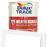 Weathershield Maximum Exposure Smooth (Tinted)