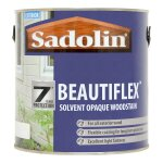 Beautiflex Opaque Woodstain Hickory (Ready Mixed)