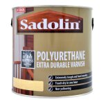 Polyurethane Varnish Matt Clear