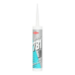 781 Acetoxy Sealant Clear