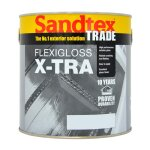 Flexigloss X-Tra Black (Ready Mixed)