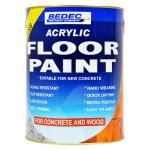 Acrylic Floor Paint Clear