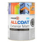 Allcoat Exterior Matt White