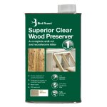 Superior Clear Wood Preserver Clear
