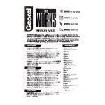 The Works Sealant Adhesive White