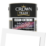 Clean Extreme Mould Inhibiting Acrylic Eggshell (Tinted)