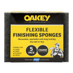 Carded Flex Finishing Pads Pack of 5