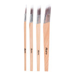 Extra Slant Fitch Brush (Pack of 4)