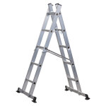 Combination Ladder 5 in 1 with Platform