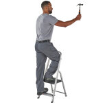 High Handrail Stepladder
