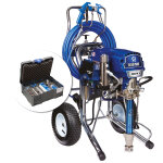 Mark V PC TexSpray BlueLink Sprayer 110V + Texture Systainer