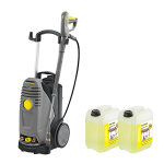 Xpert One Pressure Washer + 2 X 5L Universal Cleaner