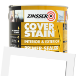 Cover Stain Primer Sealer (Tinted)