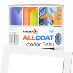 AllCoat Exterior Satin Water-Based (Tinted)