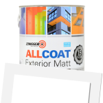 Allcoat Exterior Matt (Tinted)