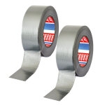 2 x Duct Tape Silver