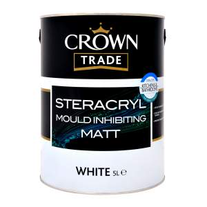 Steracryl Mould Inhibiting Matt White