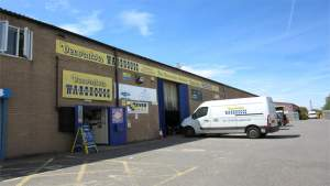 Eastbourne Decorators Warehouse store