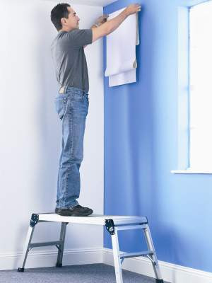 The only way is up - but a ladder needs to be appropriate for the job.