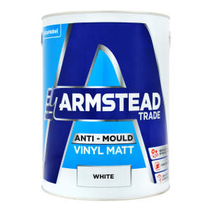 Anti-Mould Vinyl Matt White