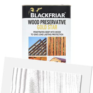 Gold Star Wood Preservative Matt