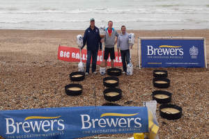 The Brewers team will rise to the challenge of the Brighton Big Balls run on Sunday 8th May.