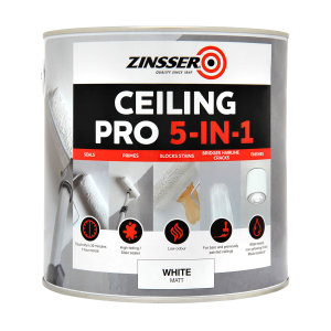 Ceiling Pro 5 in 1 Matt White
