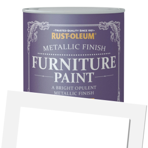 Metallic Furniture Paint