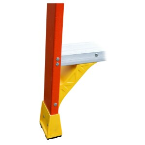 Fibreglass Podium Ladder