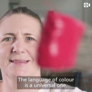 More about Video: Albany, the Meaning of Colour