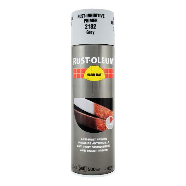 2182 Hard Hat Anti-Corrosive Primer Grey