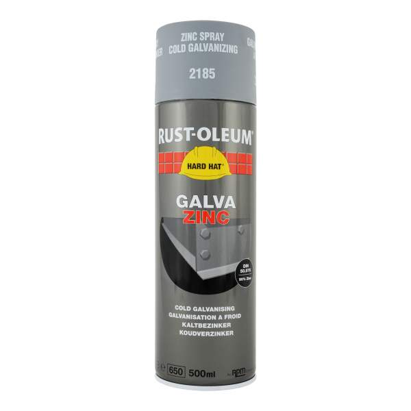 2185 Hard Hat Galva Zinc Cold Galvanising Grey