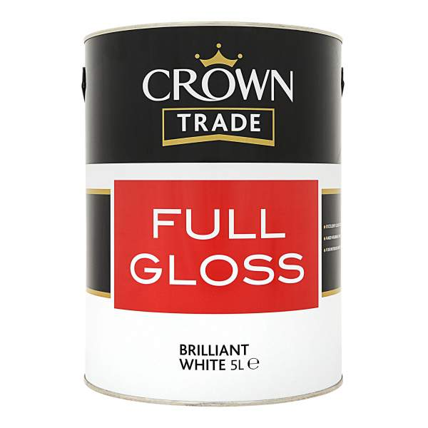 Full Gloss Brilliant White