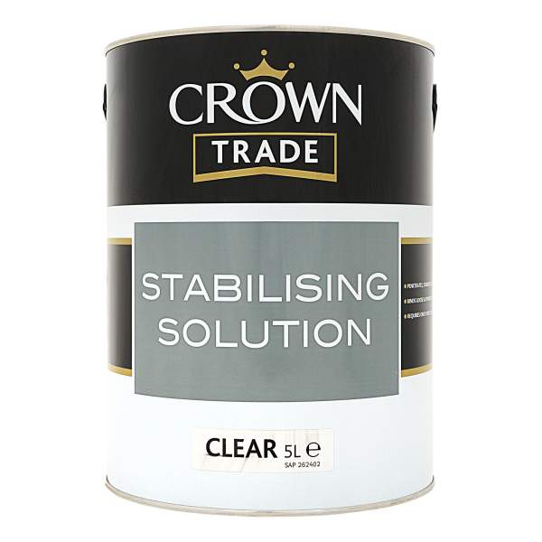 Stronghold Stabilising Solution Clear