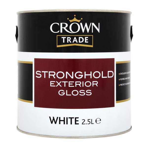 Stronghold Exterior Gloss White