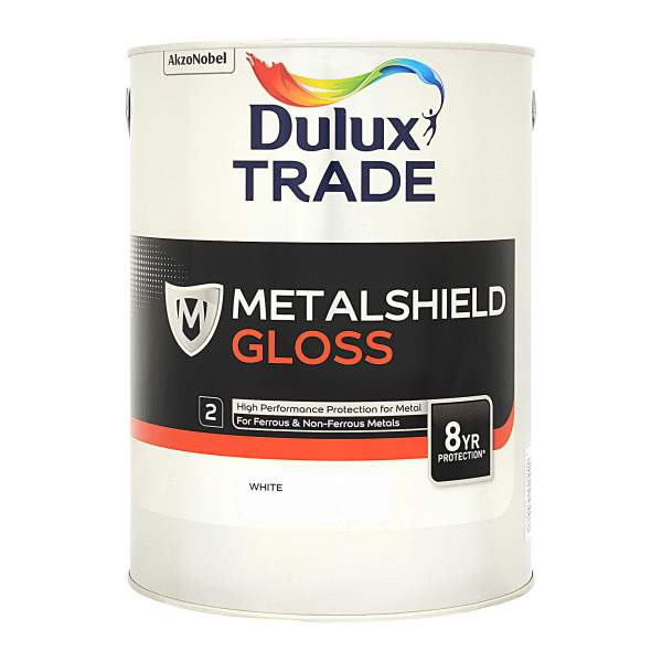 Metalshield Gloss White
