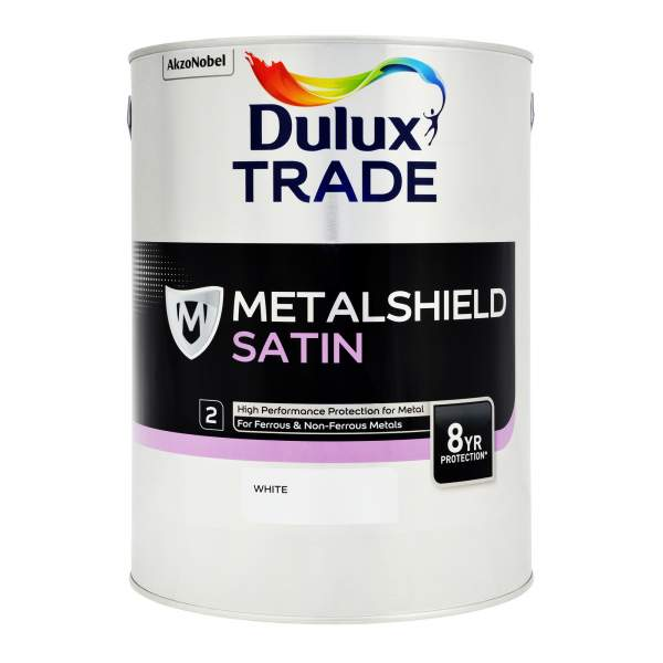 Metalshield Satin White