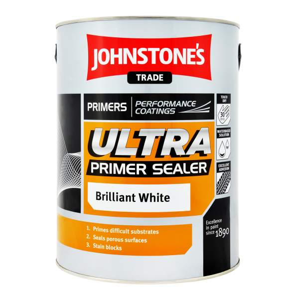 Ultra Primer Sealer Brilliant White